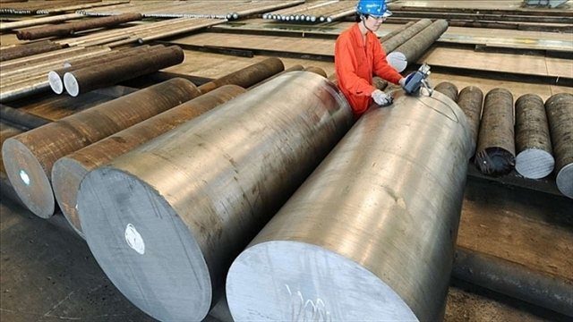 Việt Nam imposes anti-dumping duties on steel from China and South Korea