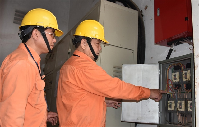 EVN HANOI works to prevent power cuts during high school exams