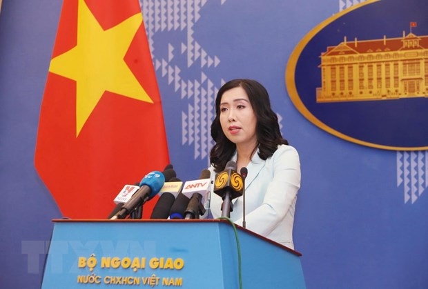 Spokeswoman clarifies Việt Nams views on trade fraud sea-related issues