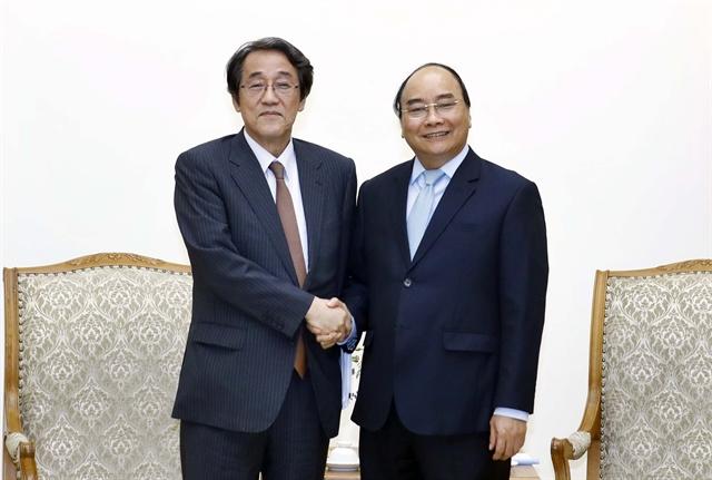 PM Japanese Ambassador discuss ties