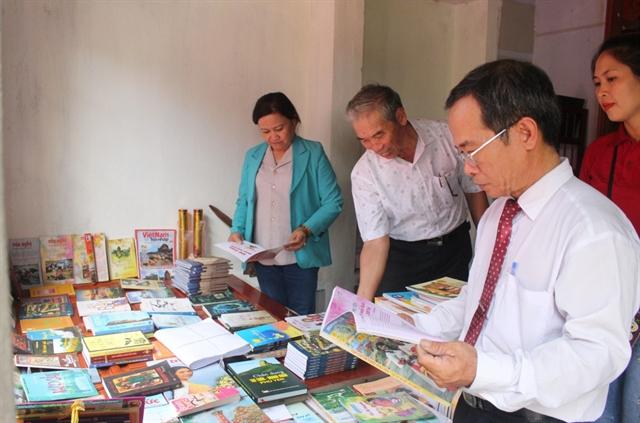 Library for village children
