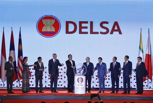 34th ASEAN Summit opensin Bangkok