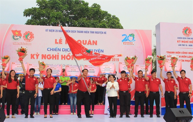 Summer volunteer campaign launches in HCM City