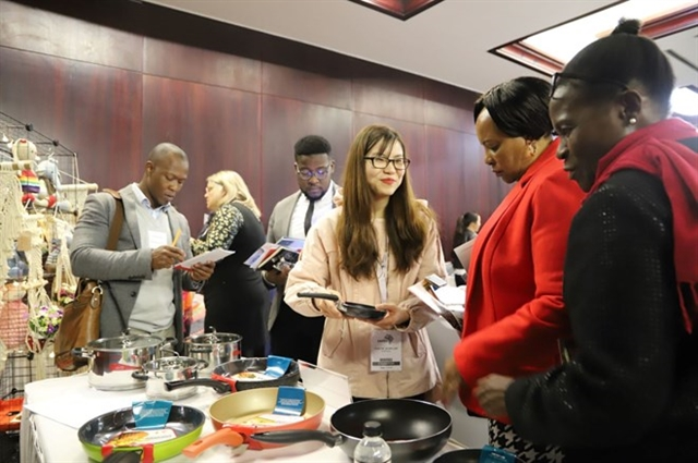 VN South Africa explore boosting trade relations