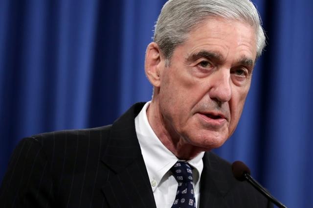 Mueller to testify July 17 on Russia probe: US Congress