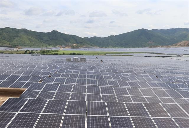 Hòa Hội solar power plant opens in Phú Yên