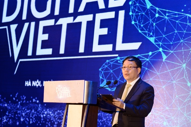 Viettel establishes 8th subsidiary focusing on digital transformation