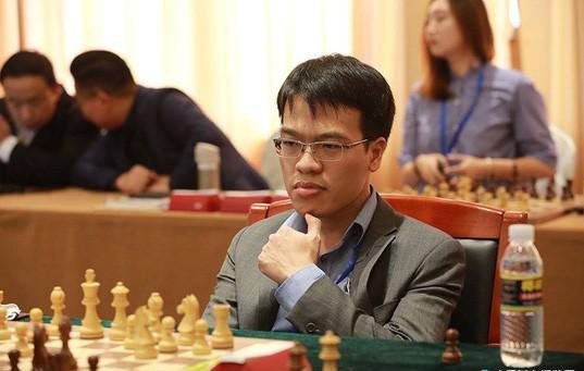 Liêm wins seventh match atSummer Chess Classic