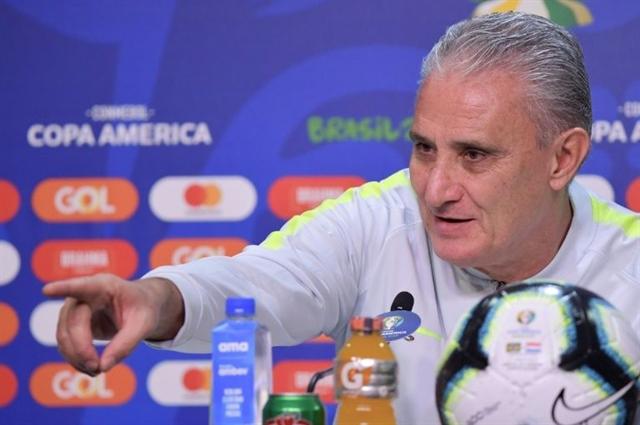 Brazils Tite fears sceptre of Paraguay penalty woe