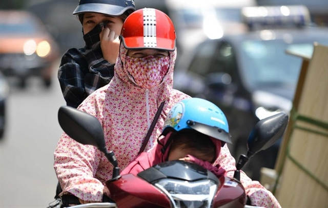 Việt Nam suffers extreme heat