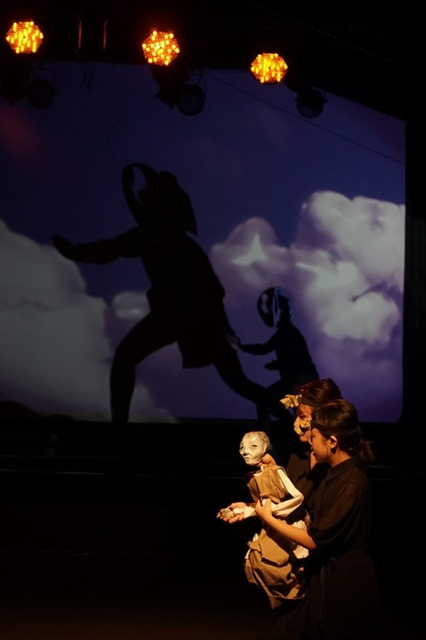 Contemporary puppetshow premieres in HCM City