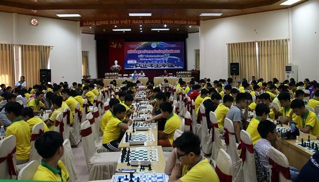 Junior chess championships get underway