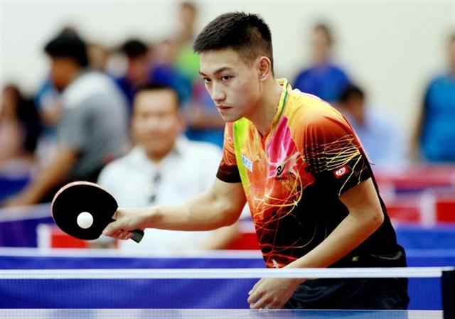Golden Racket intl table tennis event to begin