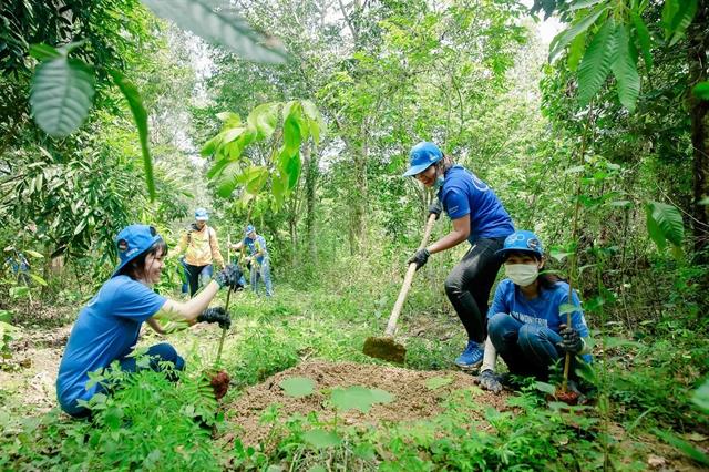 Programme restores Đồng Nai World Biosphere Reserve