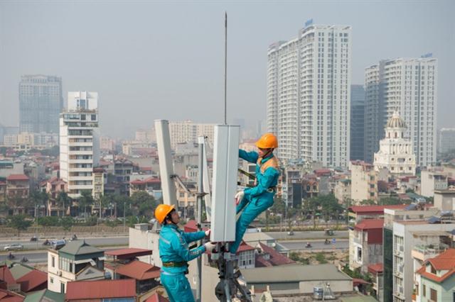 HCM City to set uppilot5G network