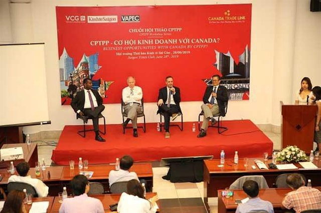 CPTPP gives Vietnamese firms a chance to invest in Canada