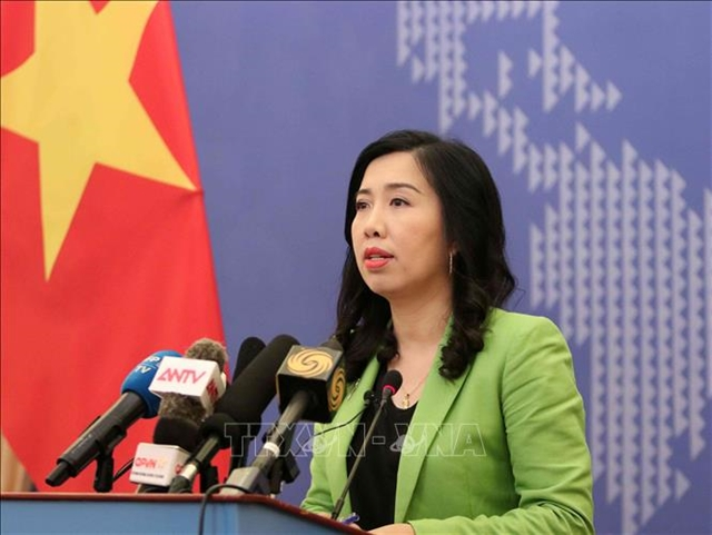 Việt Nam values partnership with US: spokesperson
