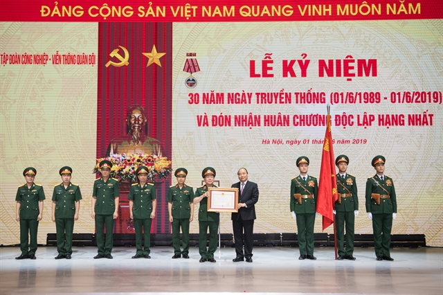 Viettel should be in worlds top 10 telecom firms by 2025: PM