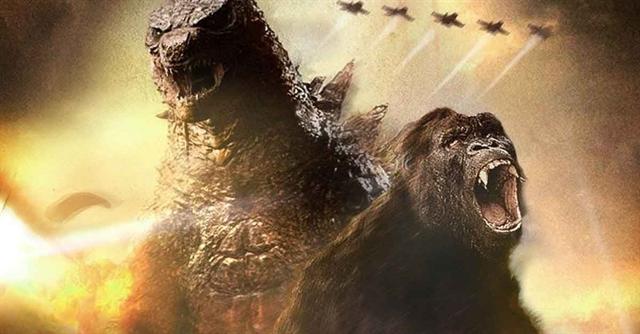 Godzilla stomps its way to a box-office lead