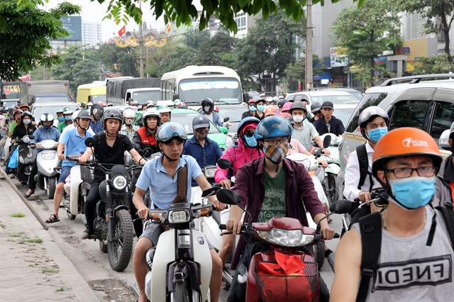 Hà Nội takes action to reduce traffic jams