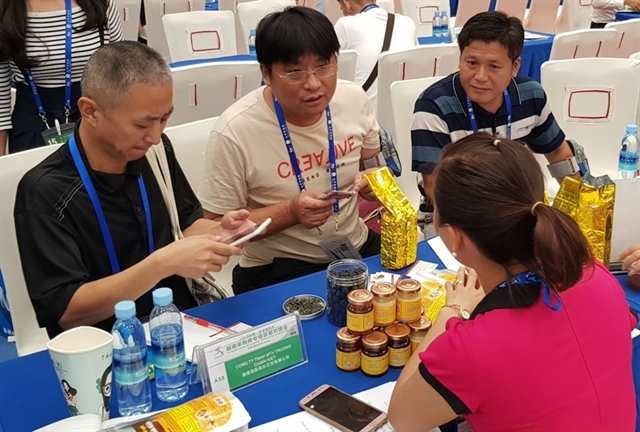 Vietnamese enterprises seeks export opportunities in China