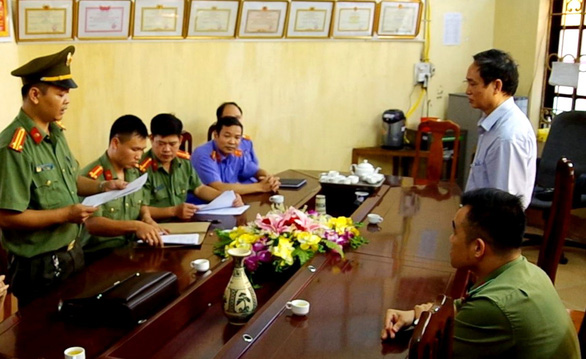 Parents in Hà Giang score manipulation may face criminal charges