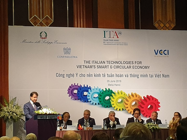 Việt Nam Italy promote co-operation