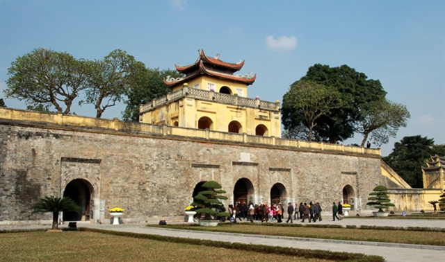 FVH offers entertaining walk to Thăng Long Imperial Citadel