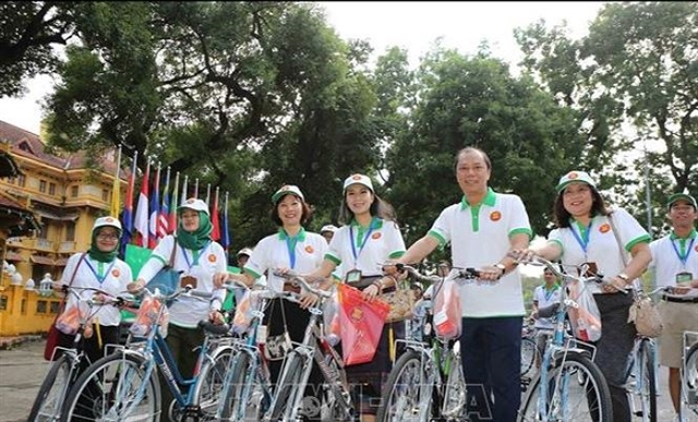 Hội An is one of worlds best places to explore by bicycle