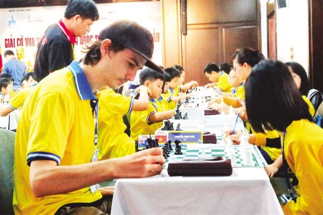 Đạt takes title of Hà Nội Chess Open