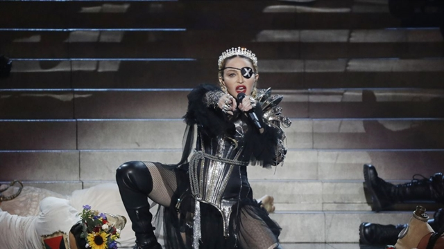 Madonna says she feels raped by New York Times profile