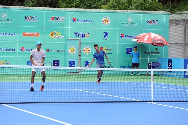 Top pairings win semi-final berths at Viettravel Cup