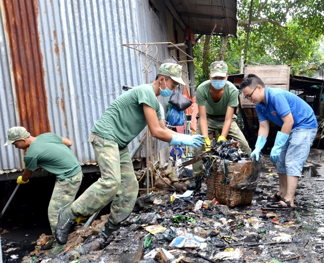 An Giang to close 33 polluted out-cash rubbish dumps