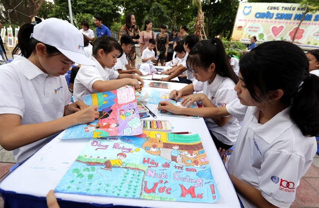 Việt Nam aims to end child labour by 2025
