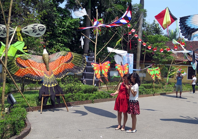 Huế to hold kite festival