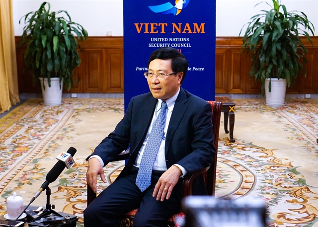 Việt Nam pursues multilateralism and consensus as member of UN Security Council: Foreign minister