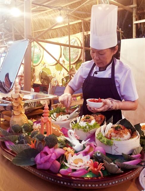 Huế eyes vegan cuisine for tourism boost