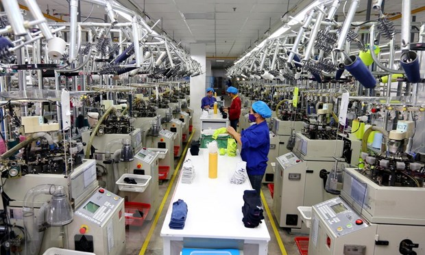 Vietnamese manufacturers complete solid second quarter - Economy - Vietnam  News | Politics, Business, Economy, Society, Life, Sports - VietNam News