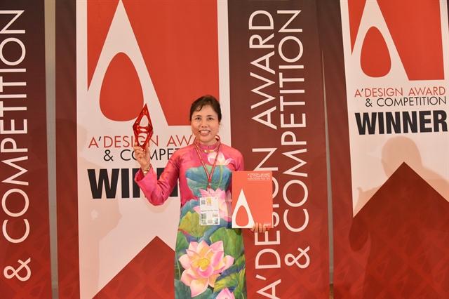 Murals at Nội Bài Intl Airport winworld design award