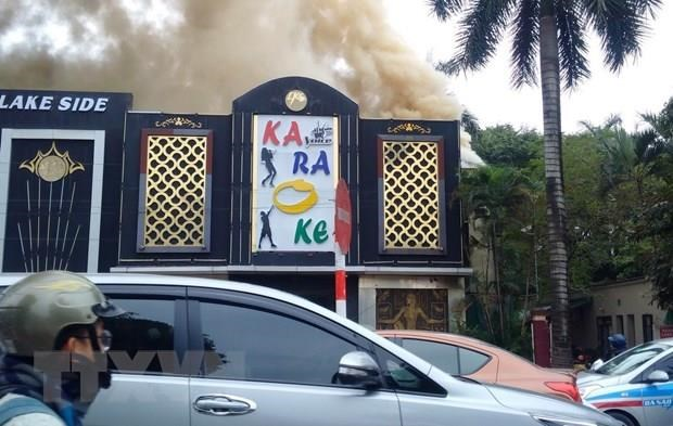 Building project delays traffic management andkaraoke bar safety issues discussed