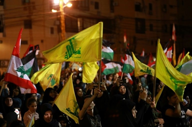 US puts Hezbollah lawmakers on sanctions blacklist for first time