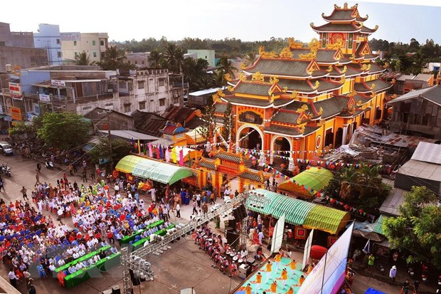 Week of culture and tourism kicks off in Đồng Tháp