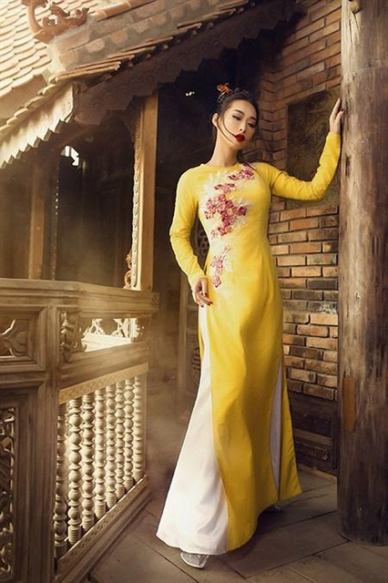 Vietnamese designer to unveil newest áo dài creations in Canada
