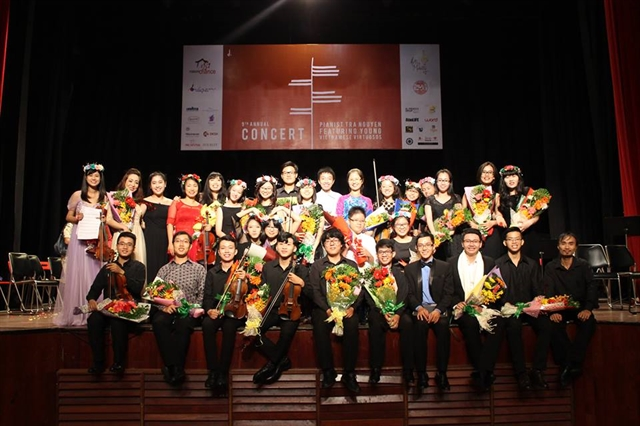 Chamber music concert features young talents