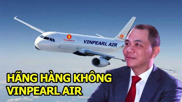 Vinpearl Air muon cat canh tu thang 7/2020 voi 6 may bay