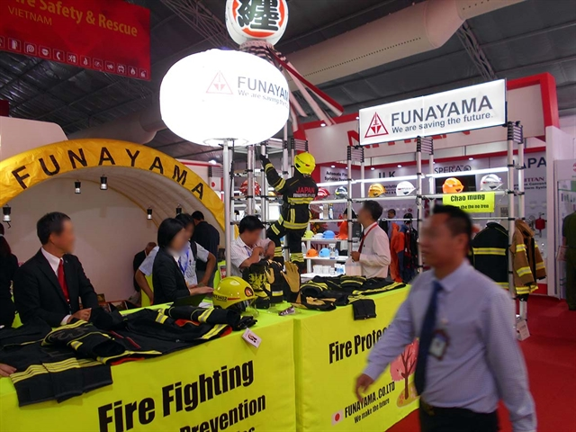 Fire Safety and Rescue Vietnam - Secutech Vietnam 2019 to be held in August