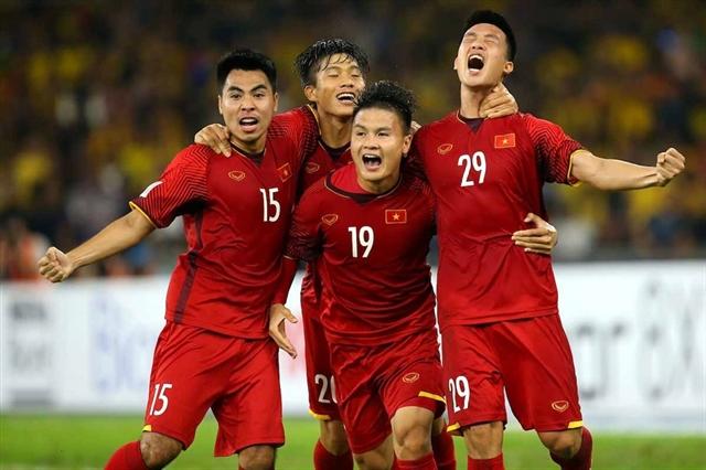 VN targeting a World Cup 2026 berth: VFF deputy chairman