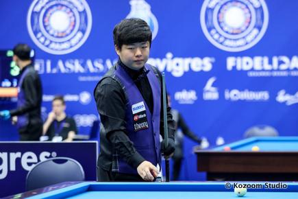 Bình Dương to host international three-cushion billiards event