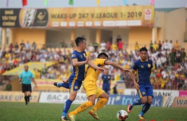 Thanh Hóa take on Sông Lam Nghệ An