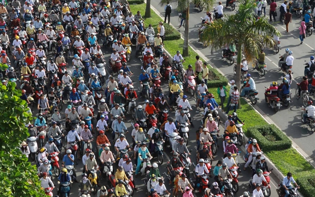 VN population tops96.2 million ranking 15th in the world